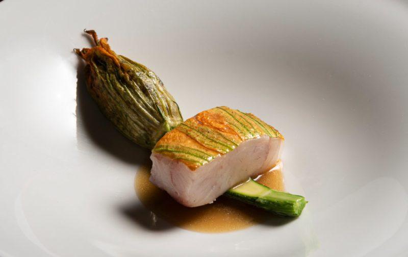 Josiah Citrin: el chef americano con dos estrellas Michelin - hotgourmet-josiahcitrin_platillo_totoaba