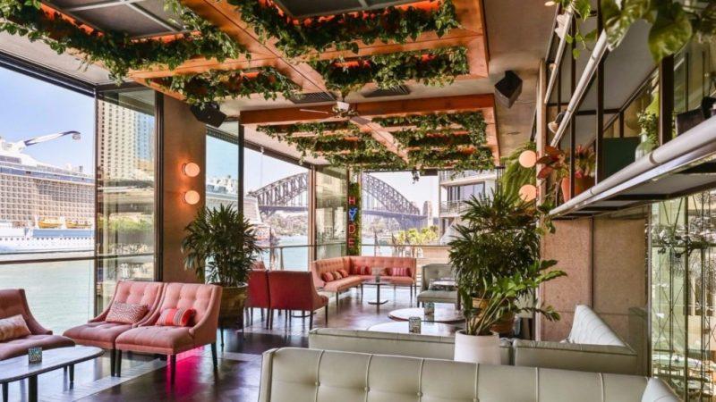 16 de los restaurantes más instagrameables del mundo - hyde-hacienda-sydney-bar-lounge