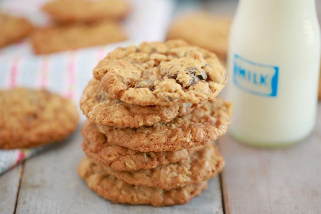 5 recetas fáciles y deliciosas para preparar galletas de avena - Portada recetas fáciles y deliciosas de galletas de avena oatmeal cookies coronavirus covid cuarentena dalgona coffee tiktok Instagram