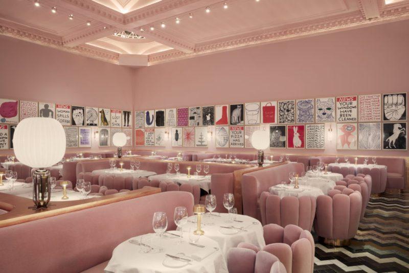 16 de los restaurantes más instagrameables del mundo - sketch-gallery-londres