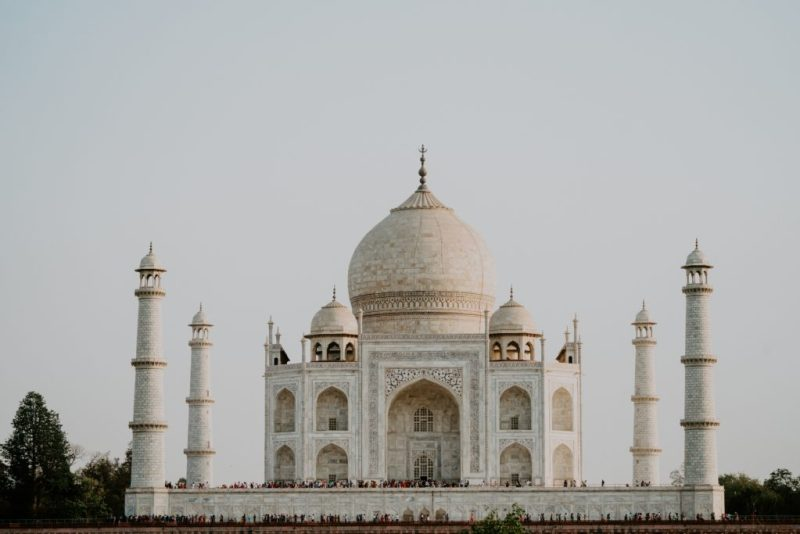 Conoce las 7 maravillas del mundo moderno desde casa - taj-mahal-agra-india-conoce-las-siete-maravillas-del-mundo-desde-casa-online-virtual-zoom-instagram-tiktok-foodie-foto-destinos-viajes-economia-verano