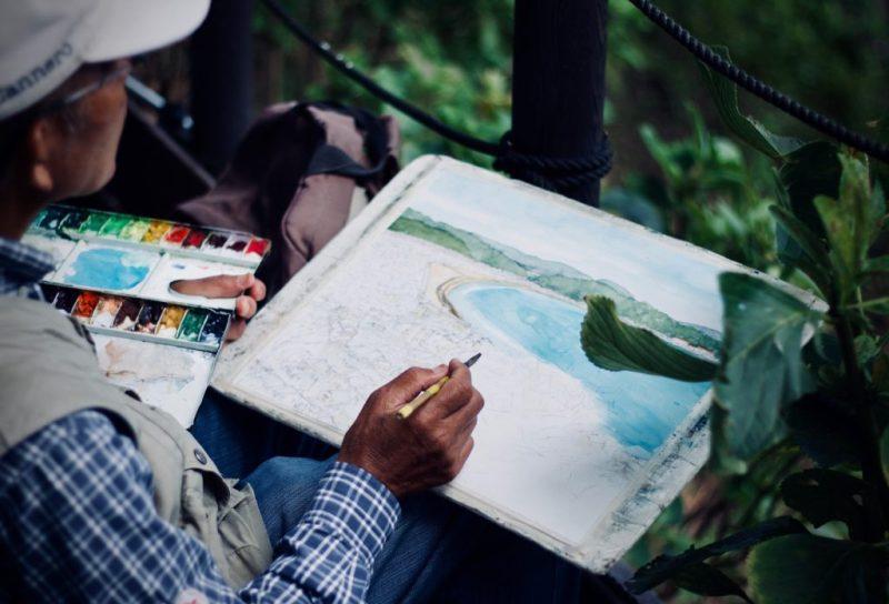 4 tips para aprender a pintar con acuarela - tips-para-aprender-a-pintar-con-acuarela-en-casa-zoom-5