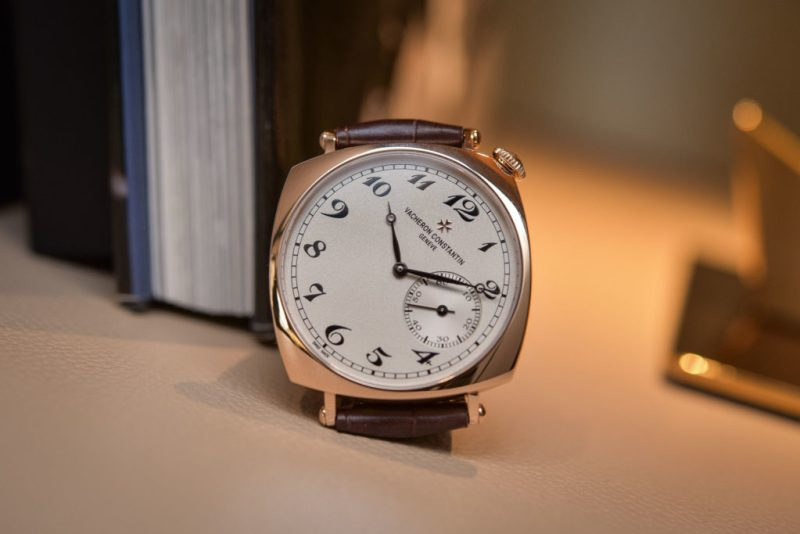 Los mejores relojes para regalar este Día del Padre según su personalidad - 4-dia-del-padre-vacheron-constantin-historiques-american-1921-mid-size-36-5mm-5