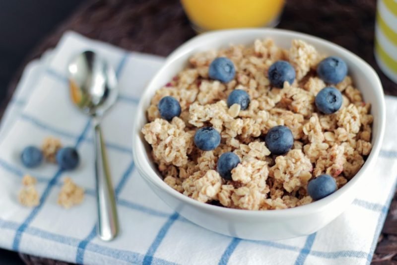 Hierba Buena, productos naturales a granel en la puerta de tu casa - blueberry-bowl-breakfast-cereal-216951