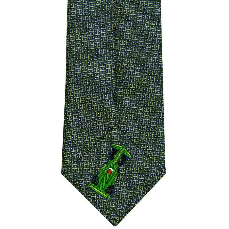 Consiente a papá con un regalo a su altura: el outfit perfecto - regalos-dia-del-padre-corbata-hermes-de-la-coleccion-de-objetos-aw20