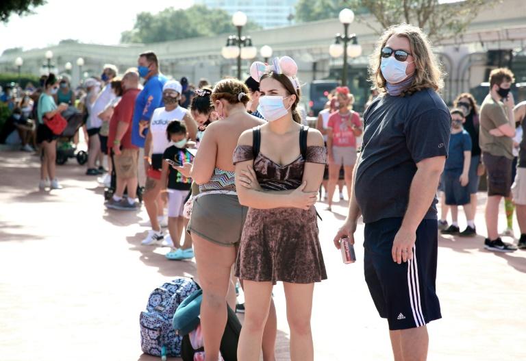 Disney reabre sus puertas y da la bienvenida a los turistas nuevamente - disney-reabre-sus-puertas-para-darle-la-bienvenida-a-los-turistas-nuevamente-walt-disney-world-resort-google-online-google-viajes-verano-zoom-google-2