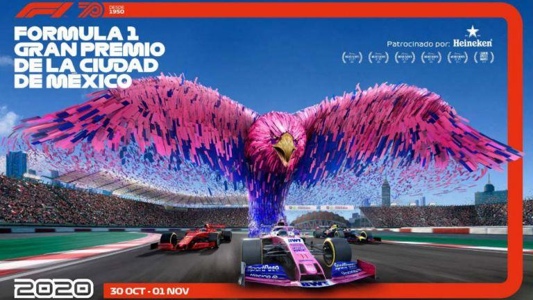 Fórmula 1: el Gran Premio de México se pospone para el 2021 - f1-grandprix-mexico-cdmx-formula 1
