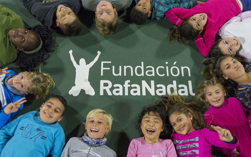 Todo lo que no sabías del tenista Rafael Nadal - fundacion-rafa-nadal-todo-lo-que-no-sabias-de-rafael-nadal