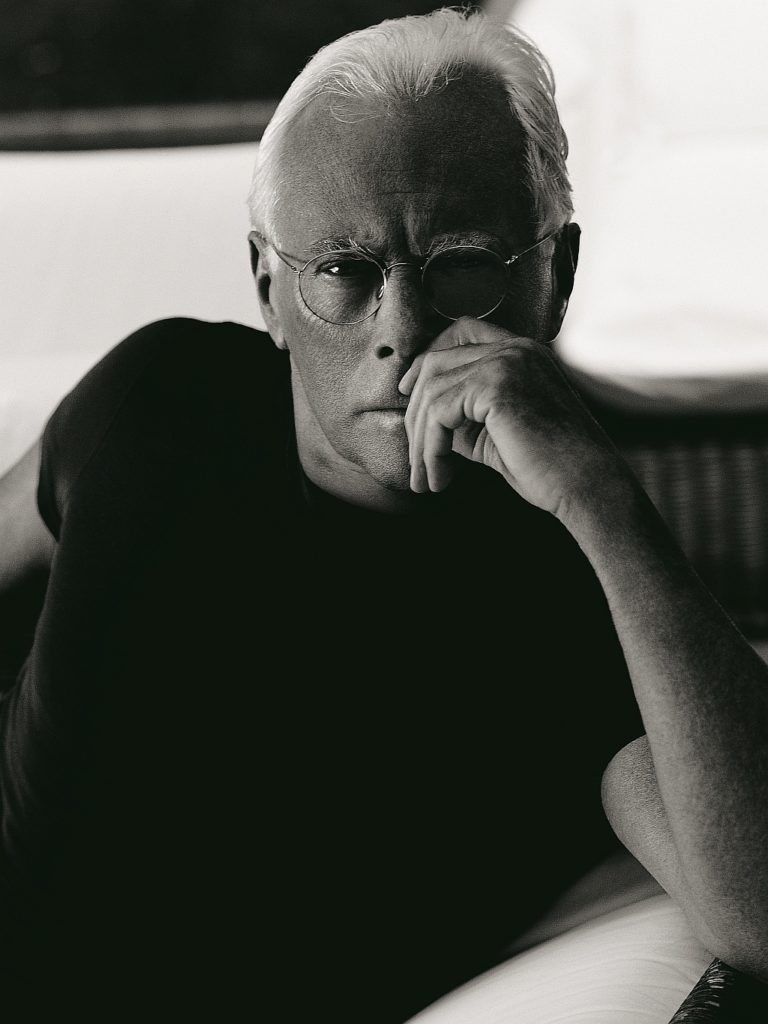 Las mejores frases de Giorgio Armani, un ícono en la industria de la moda - giorgio-armani-frases-1