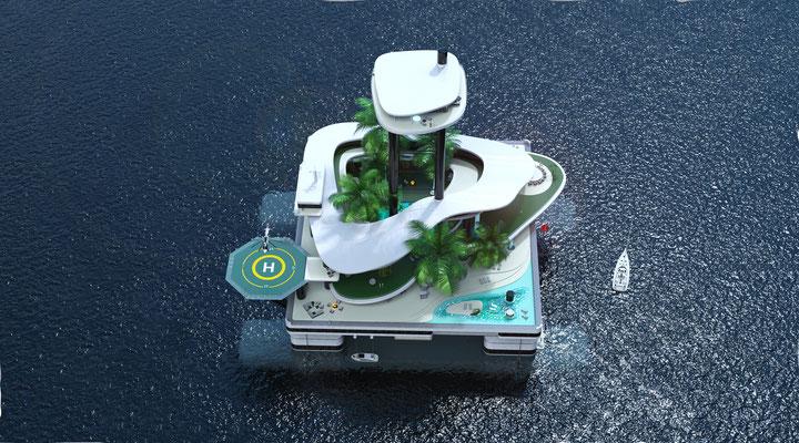 Kokomo Ailand, la isla flotante de lujo - kokomo-ailand-isla-flotante-de-lujo-real-madrid-coronavirus-tom-holland-online-3