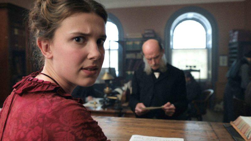 Netflix presenta las primeras imágenes de Enola Holmes, la hermana pequeña de Sherlock Holmes - netflix-presenta-las-primeras-imagenes-de-enola-holmes-la-pequencc83a-hermana-de-sherlock-holmes-foto-2