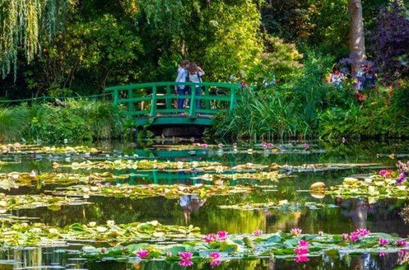 Monet y los impresionistas, la experiencia que te hará viajar a través del tiempo desde casa