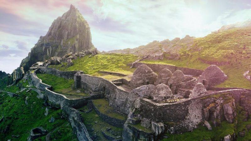 Locaciones de Star Wars dentro de nuestra galaxia - star-wars-locaciones-skelling-michael-irlanda-ahch-to