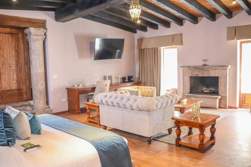 Gamma, el hotel que te transportará a la Toscana - foto-2-habitaciones-gamma_-el-hotel-que-te-transportara-a-la-toscana