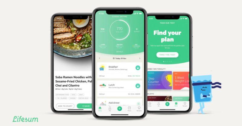 Apps que te ayudan a llevar un estilo de vida saludable - lifesum-diet-food-diary-apps-que-te-ayudan-a-llevar-un-estilo-de-vida-saludable
