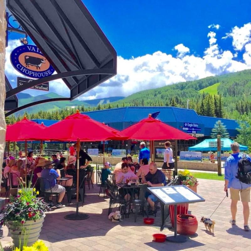 Descubre lo que Vail, Colorado tiene para ofrecer esta temporada - chophouse-like-nothing-on-earth-descubre-lo-que-es-vail-colorado-en-verano