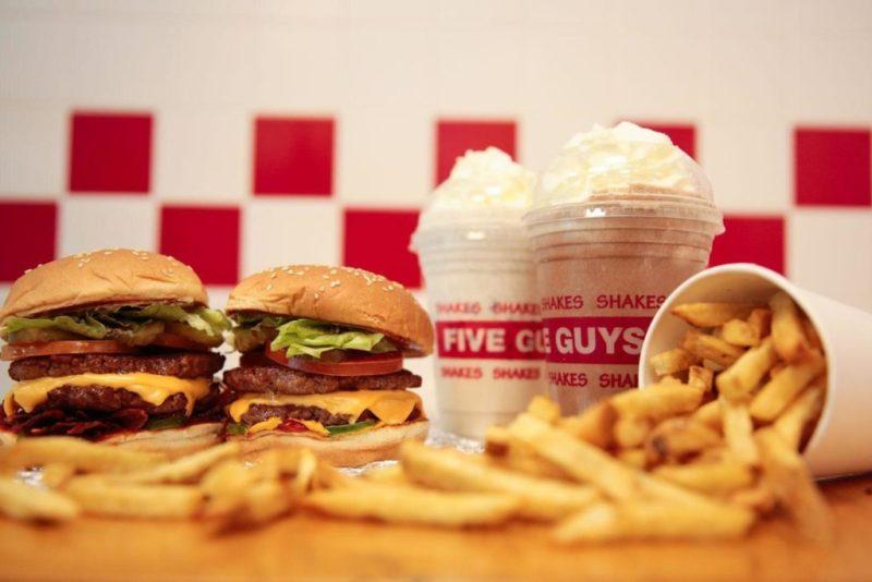 Los mejores restaurantes de fast food en todo el mundo - five-guys-los-mejores-restaurantes-de-fast-food-en-todo-el-mundo
