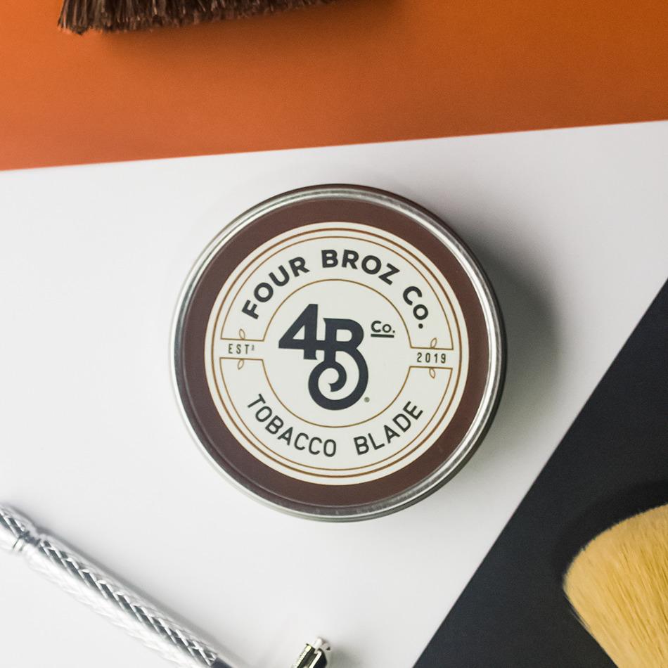 Beauty routine essentials: cuida y consiente tu piel todos los días - jabon-para-afeitar-tobacco-blade-beauty-routine-essentials