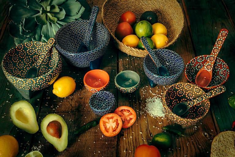 ¡Viva México! Productos que le darán un toque mexicano a tu casa - molcajete-mediano-viva-mexico-productos-que-te-daran-un-toque-mexicano-estas-fiestas-patrias