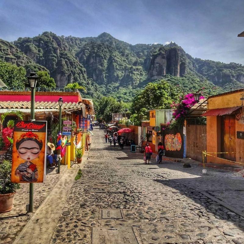 5 Pueblos Mágicos que tienes que conocer en México - tepoztlan