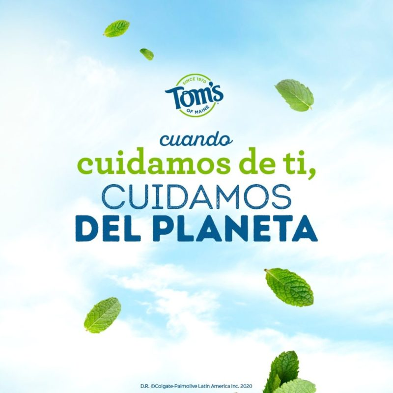 Todo lo que no sabías sobre Tom's of Maine, la marca que se preocupa por el medio ambiente. - todo-lo-que-no-sabias-sobre-toms-of-maine-la-marca-que-se-preocupa-por-el-medio-ambiente-1
