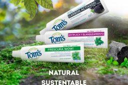 Todo lo que no sabías sobre Tom's of Maine, la marca que se preocupa por el medio ambiente. - Todo lo que no sabías sobre Tom's of Maine, la marca que se preocupa por el medio ambiente portada