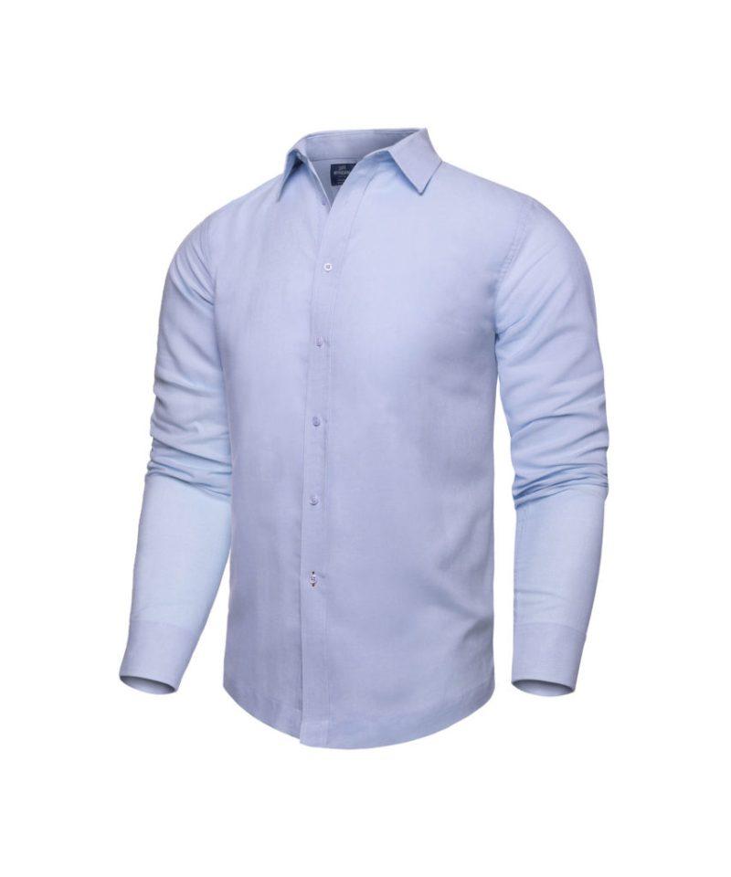 Conoce Mayaguana Swimwear, la increíble marca de ropa y artículos de playa - camisa-azul-cielo-de-manga-larga-conoce-mayaguana-la-increible-marca-de-ropa-y-articulos-de-playa-para-toda-la-familia