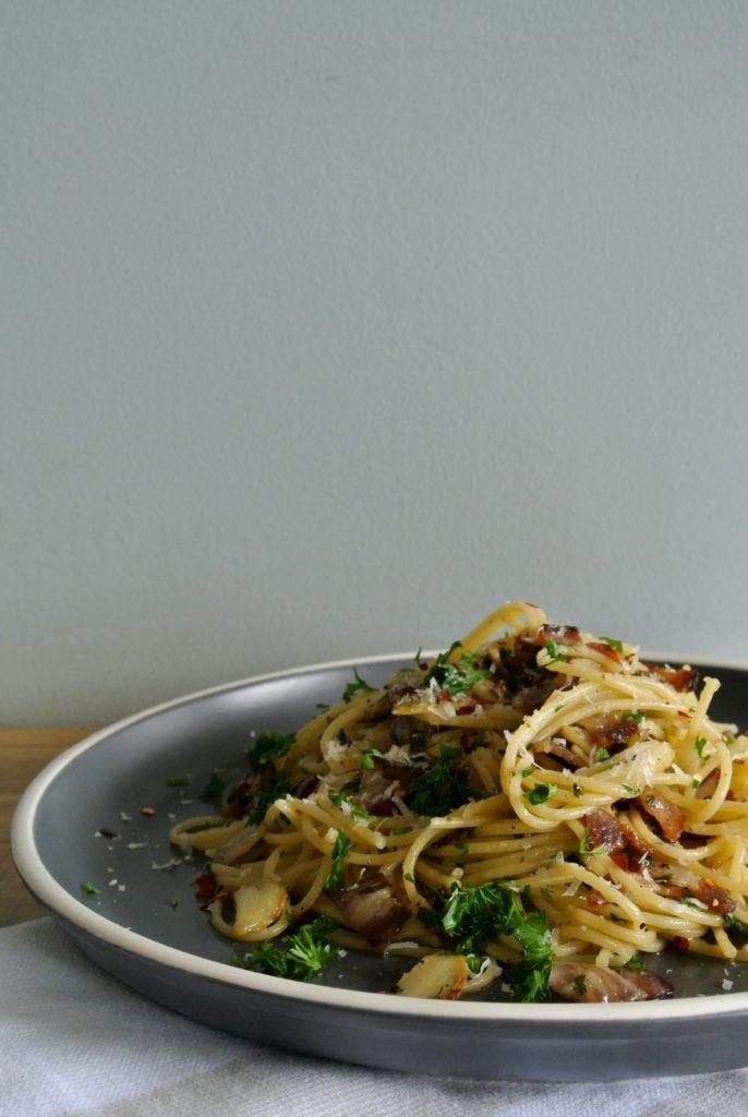 In the mood for italian food! 4 deliciosas recetas de pasta para cambiar la rutina - in-the-mood-for-italian-food-2