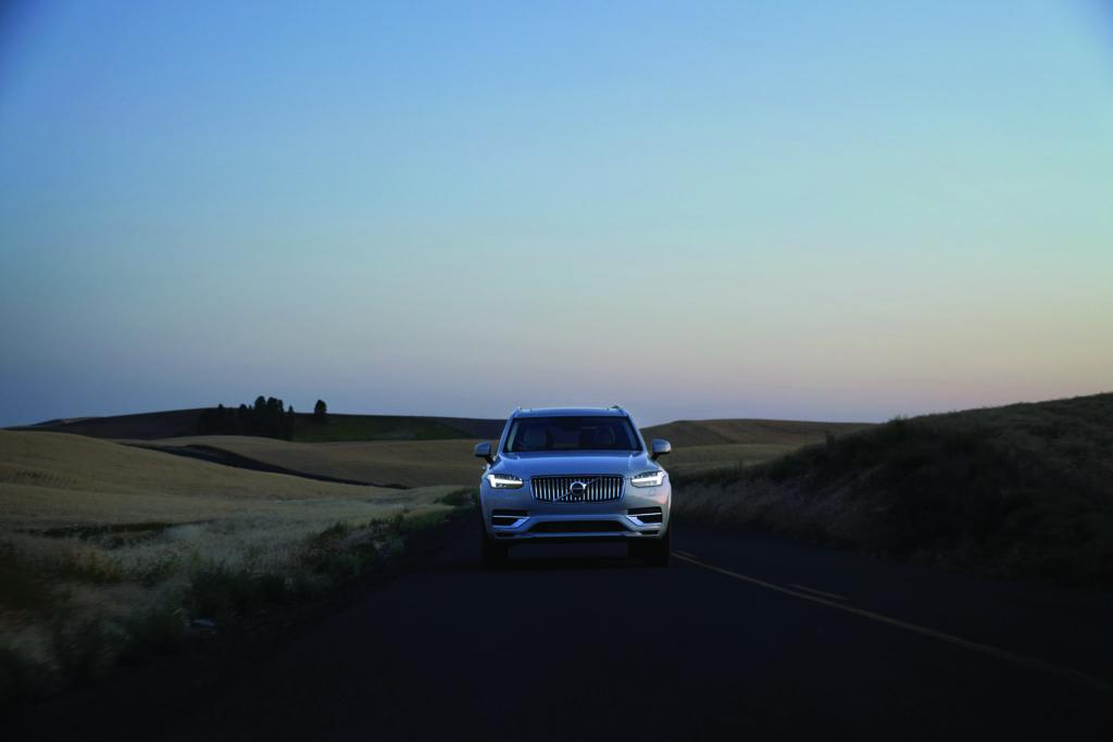 Volvo Recharge Plug-In Hybrid, el auto en el que confías - portada