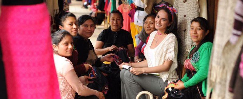 Mildred Rubin Swimwear: arte mexicano con estilo - chiapas