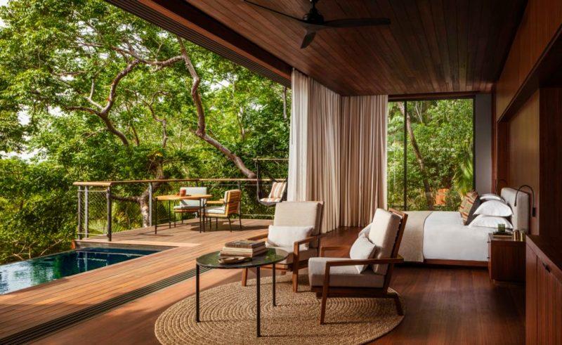 One&Only Mandarina, un santuario de lujo que abre sus puertas en la Riviera Nayarit - oo_mm_accommodation_oceantreehouse_bedroom_main_0195_master