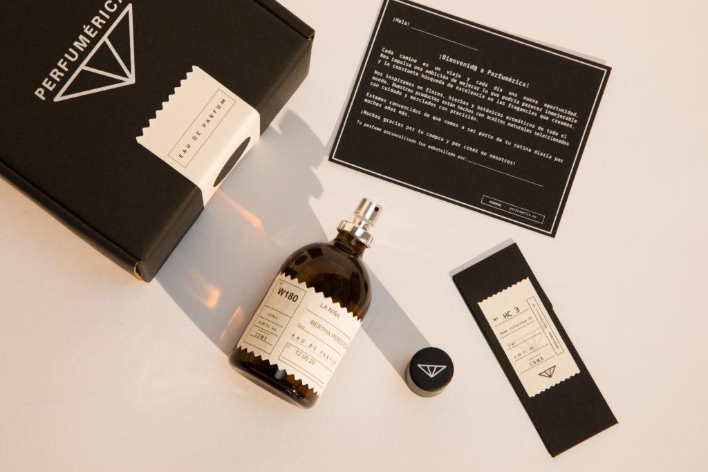 Perfumérica, una esencia a la medida - Porta-perfumes