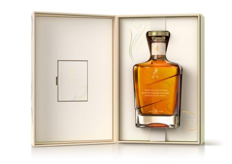 #AnExtraordinaryGift:John Walker & Sons 28 años Bicentenary Blend, el regalo perfecto para esta temporada - bicentennial_ibc_open_front_v3