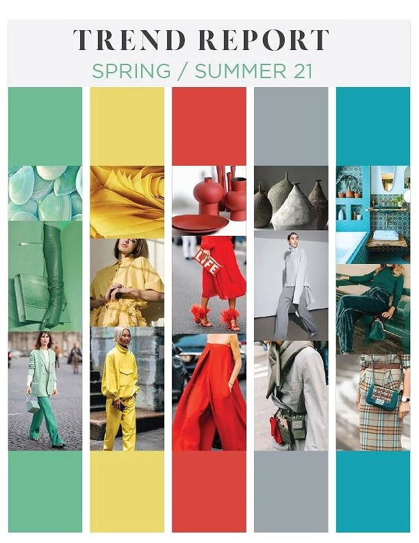 10 fashion trends para el 2021 - color-spring-summer-21