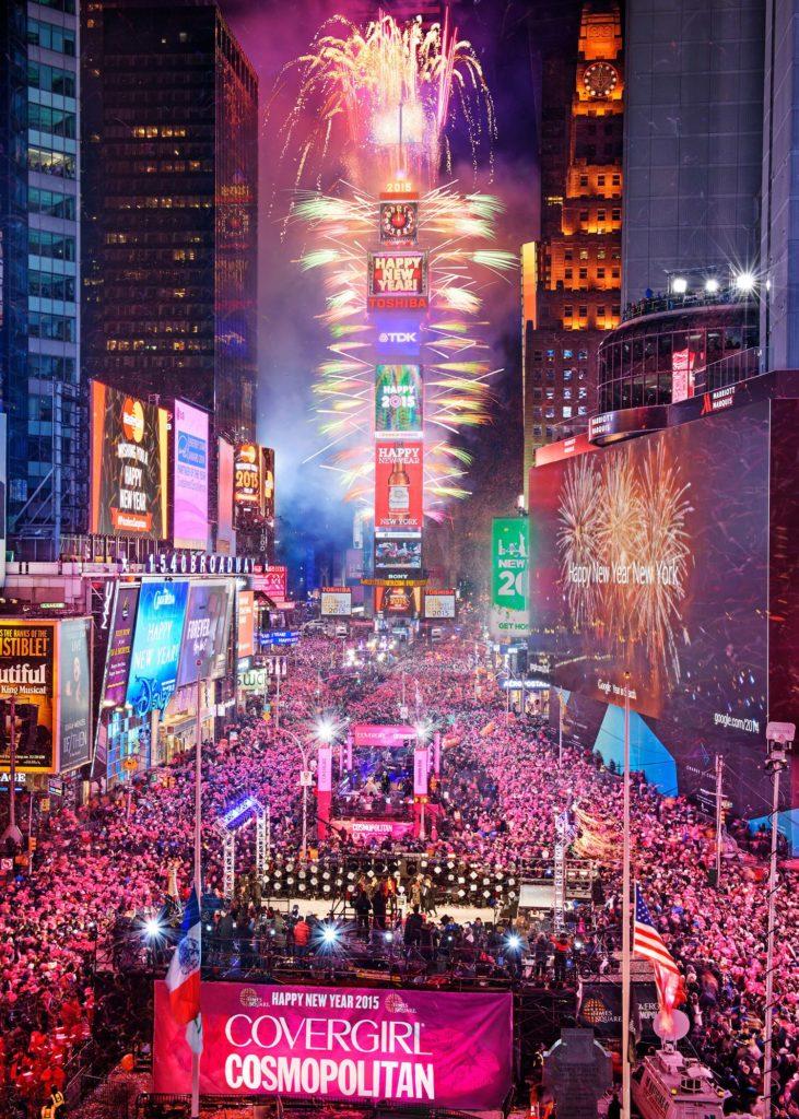 Las mejores ciudades para disfrutar Año Nuevo - nueva-york-las-ciudades-mas-visitadas-en-ancc83o-nuevo-en-ancc83os-pasados