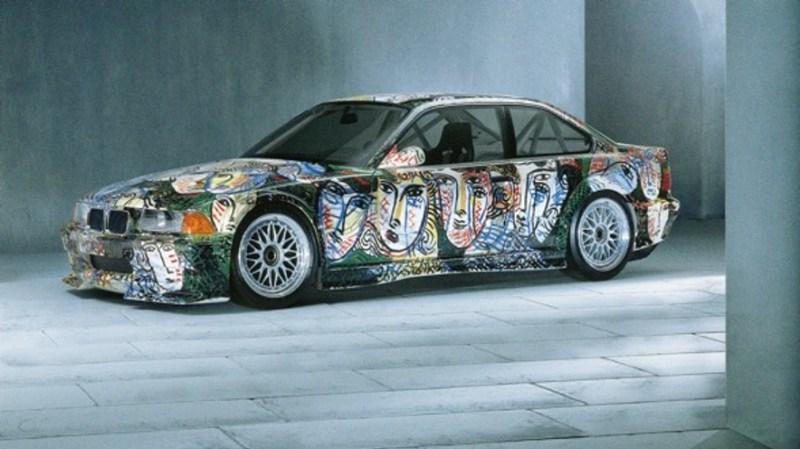Los 19 BMW art cars más icónicos de la historia - 13-art-cars
