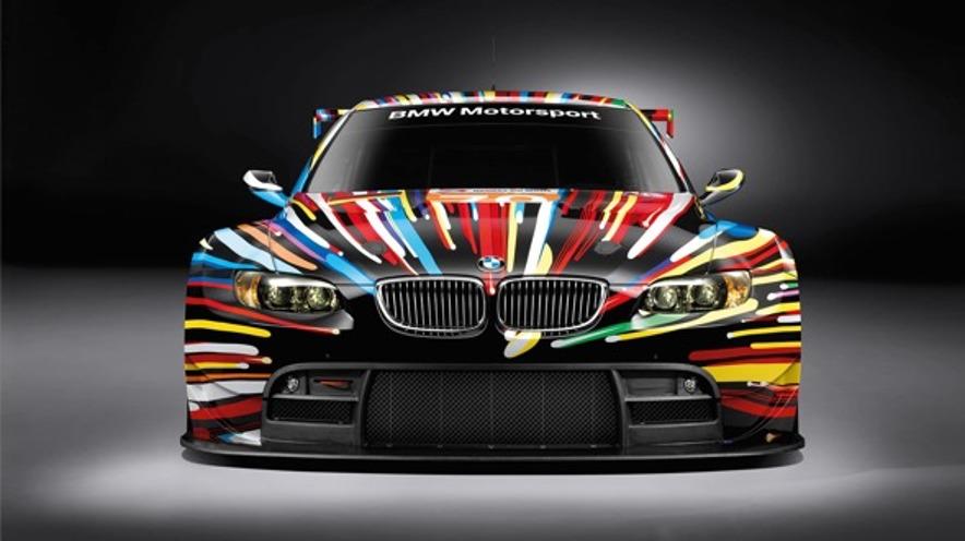 Los 19 BMW art cars más icónicos de la historia - 17-art-cars