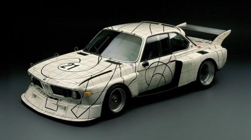 Los 19 BMW art cars más icónicos de la historia - 2-art-cars
