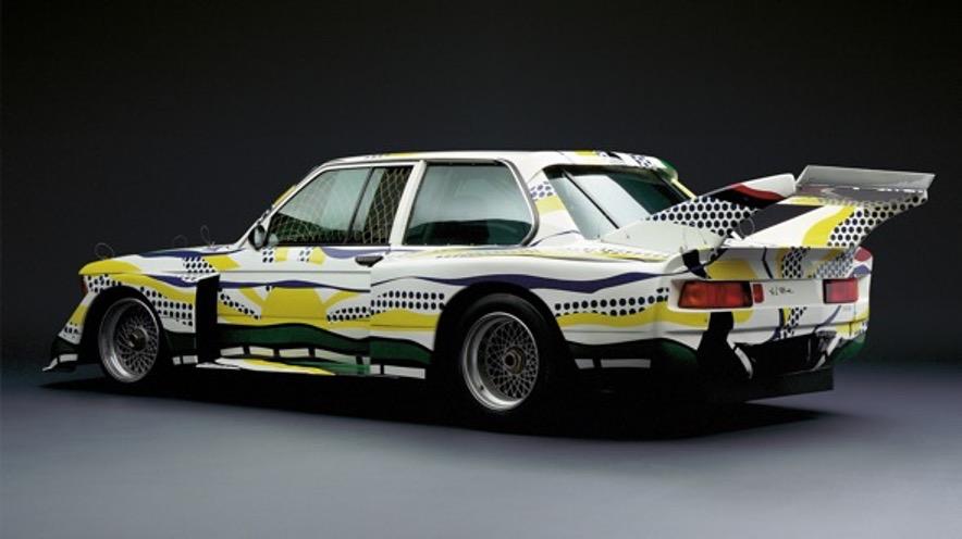 Los 19 BMW art cars más icónicos de la historia - 3-art-cars