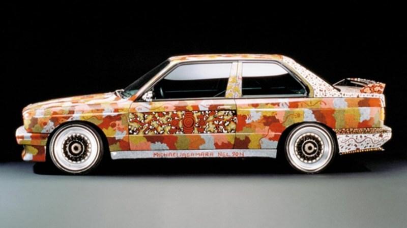 Los 19 BMW art cars más icónicos de la historia - 7-art-cars