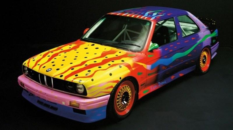 Los 19 BMW art cars más icónicos de la historia - 8-art-cars