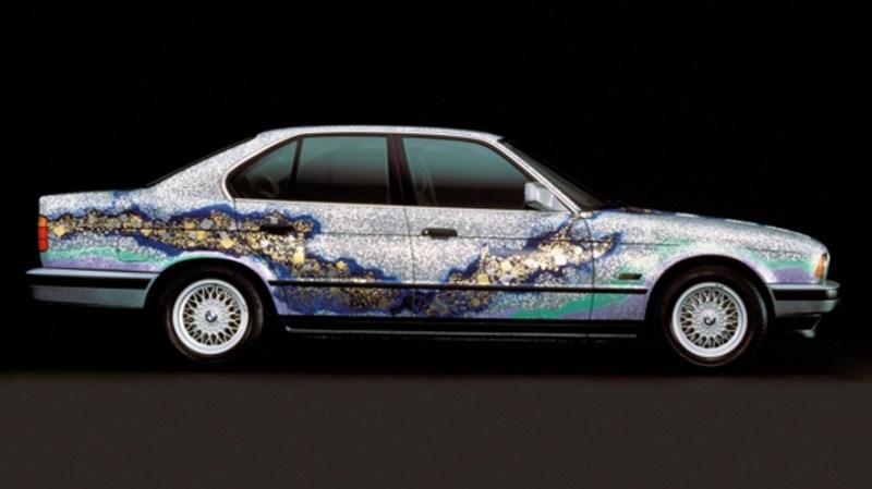 Los 19 BMW art cars más icónicos de la historia - 9-art-cars