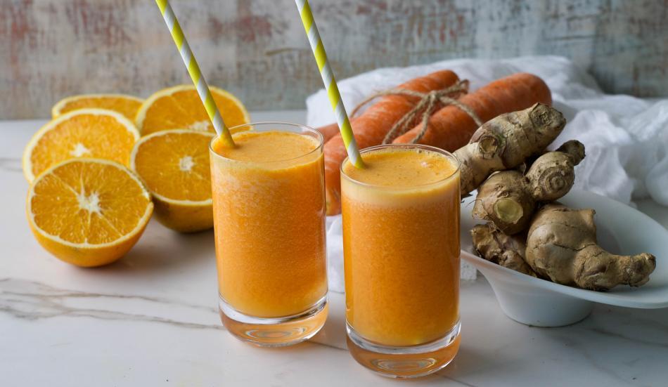 6 remedios naturales para fortalecer el sistema inmunológico - jugo-de-naranja-equinacea-y-jengibre-5-remedios-naturales-para-fortalecer-el-sistema-inmunologico