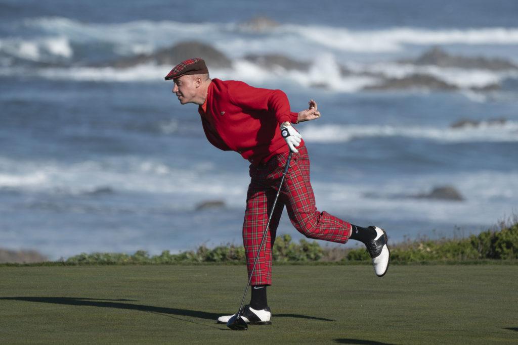 Bogey Boys: la marca de golfwear de Macklemore - bogey-boys-tiger-woods-vaccine-tom-holland-lakers-champions-chelsea-1