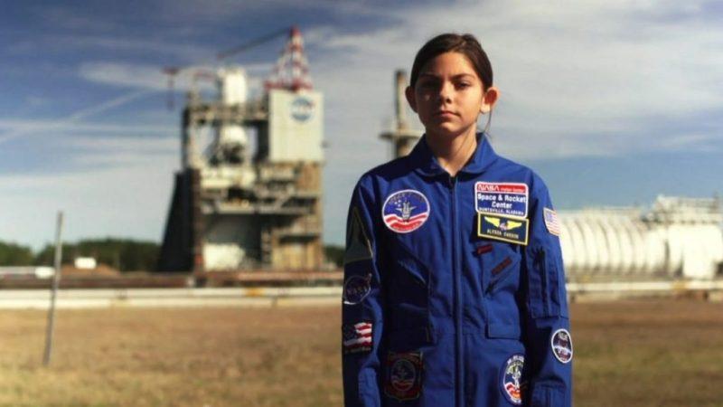 Alyssa Carson, la primera joven astronauta que viajará a Marte en 2030 - foto-2-nasa-alyssa-carson-la-primera-joven-astronauta-que-viajara-a-marte-en-2030