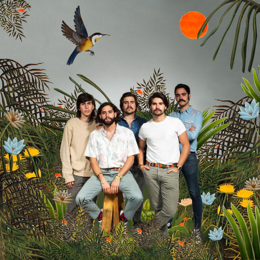 Primo Son, la banda mexicana que llegó para quedarse - foto-primos-selva