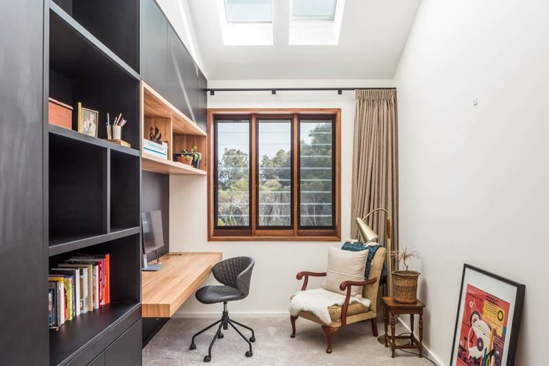 Japandi, la nueva tendencia del interiorismo - japandi-interiorismo-home-office-zen-super-bowl-tigres-rosalia-golden-globes-king-kong-gotzilla-3