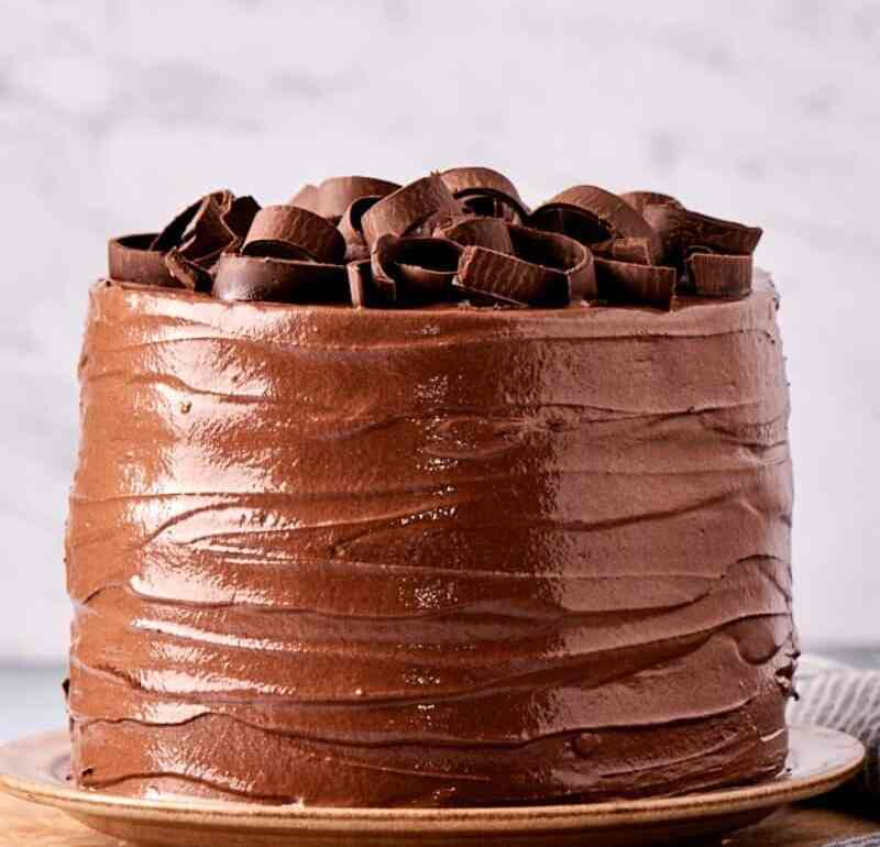 The ultimate healthy chocolate cake, un pastel demasiado bueno para ser verdad - the ultimate healthy chocolate cake PORTADA