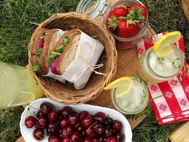 101: el picnic ideal para un día soleado de Semana Santa - CORTESIA DE thesocialkitchen.org