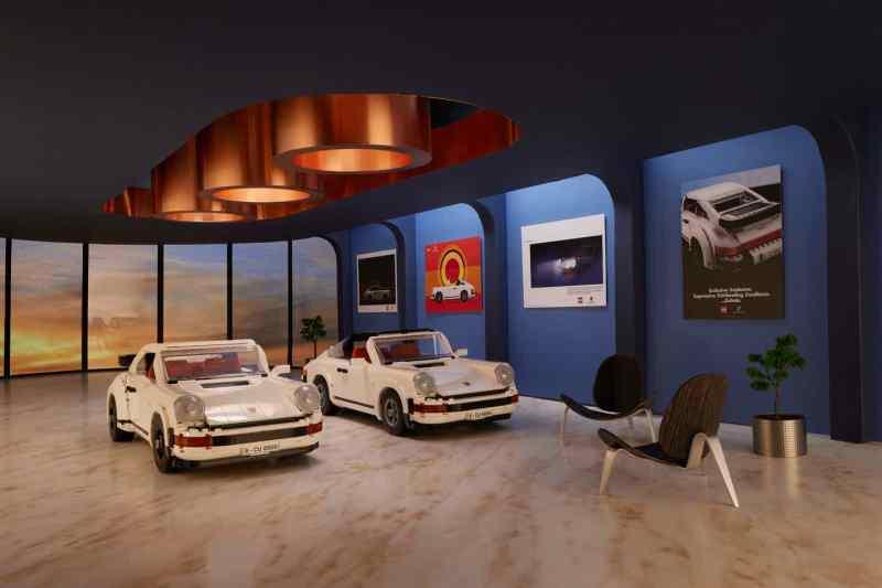 El icónico 911 de Porsche, ahora en versión armable de LEGO - el-iconico-911-de-porsche-ahora-en-version-armable-de-lego-europa-league-barcelona-champions-gme-lakers-jp-morgan-1